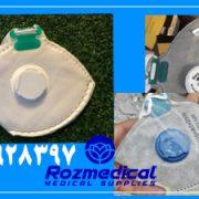 ماسک فیلتر دار ox equipment n95