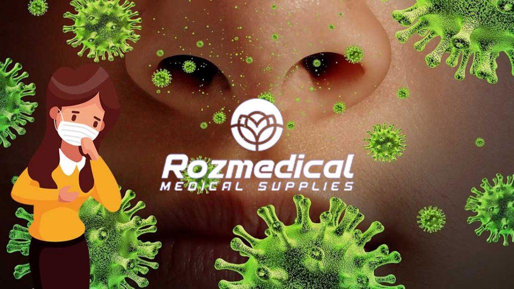 بیماری های آنفلوانزا، سرماخوردگی، کرونا و اهمیت داشتن ماسک تنفسی به هنگام بیماری
