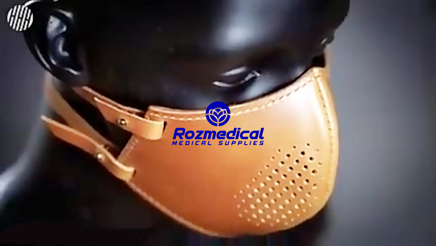 ماسک چرمی ۱۸۹ هزار تومان