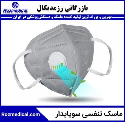 خرید-ماسک-تنفسی-سوپاپ-دار